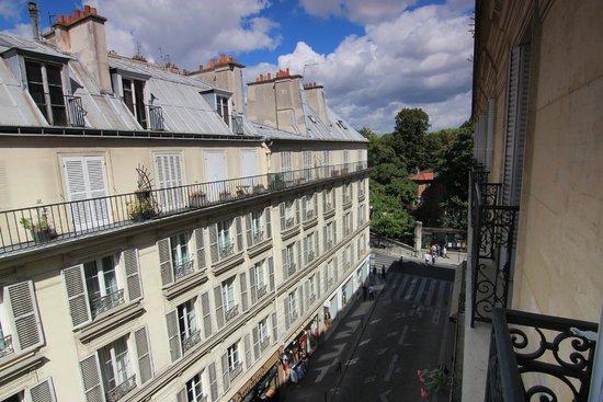 Résidence Du Palais, дворец ли это?